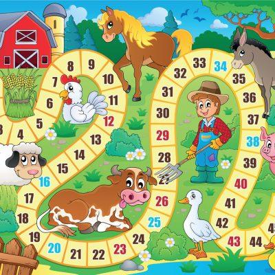 Leiki-ja-liiku-maatila-elaimet-lautapeli-teippilajitelma_-suurkuva-teipit-tarrat-opetus-leikki-paivakoti-pelit-15